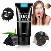Blackhead Peel Off Mask, Blackhead Remover Mask, Purifying Peel-off Mask Oxygen Beauty Mask Black Mud Pore Removal Strip Mask For Face Nose Acne Treatment Oil Control 1Bottle