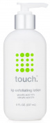 Touch Keratosis Pilaris Treatment 15% Glycolic Acid & 2% Salicylic Acid Exfoliating Lotion - Moisturising Cream Smooths Bumps Away And Gets Rid Of Redness, 240ml