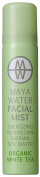 MAYAWATER - All Natural / Organic Thermal Spa Water Facial Mist (White Tea)