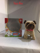 Toy Dog Pug Walking/Barking Great for Kids!!!