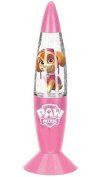 Paw Patrol Skye LED Glitter Lamp