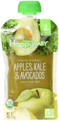 Happy Family Stage 2, Apples, Kale and Avocadoes, 120ml