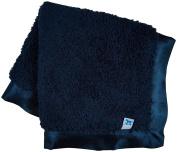 Little Unicorn Chenille Security Blanket - Navy