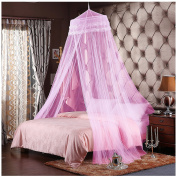 Bed Canopy Mosquito Net, Netting Bedding for Full Queen King Baby Bed-Keeping All the Flying Bugs/Mosquitoes/Insects Away