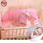 Baby Canopy Pop Up Mosquito Netting for Camping Travelling; Insect Mesh Cover For Infant Nap Perfect for Indoor and Outdoor Keep Insect and Flies Away