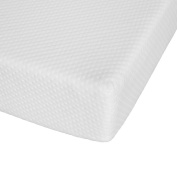 AFG Baby Furniture Self-Expanding Deluxe Mattress