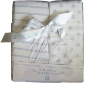 Edgehill Collection 2-Pack Crib Sheets