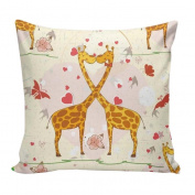 Pillow Case,TOPUNDER Animal Sofa Bed Home Decoration Festival Cushion Cover