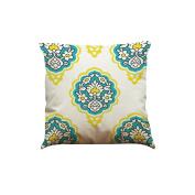 Pillow Case,TOPUNDER Colour Geometric Lines Cotton Linen Throw Home Decor