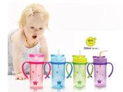 Star Magic Baby Straw Cup Bottle 300ml