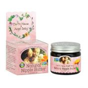 Natural Nipple Butter 60ml Earth Mama Angel Baby Nipple Cream