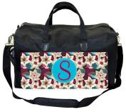 FlowerStars Customizable Nappy Bag