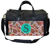 Sweet Paisley Customizable Nappy Bag