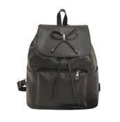 Anshinto Fashion Women Backpack ladies Leather Backpacks Girls Shoulder Bag Bagpack