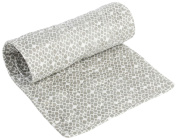 Oilo Diamond Changing Pad Topper - Stone Grey