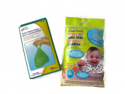 Nappy Disposal Bags and Disposable Bibs Nappy Bag Bundle of 2
