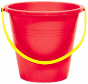 pail large rnd red