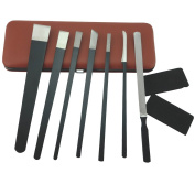 Spove Professional Cuticle Remover Pedicure Knife Set Stainless Steel Foot & Nail Care Manicure Kits
