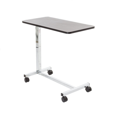Silver Spring Premium Steel Overbed Table