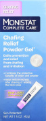 Monistat Soothing Care Chafing Relief Powder-Gel, 45ml Tube