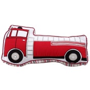 Cosy Line Decorative Fire Truck Pillow
