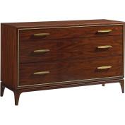 Lexington Take Five Carleton Single Dresser in Brown - 723-221