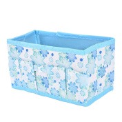 Supershopping Multifunction Folding Makeup Cosmetic Sundries Small Storage Box Container Case Box