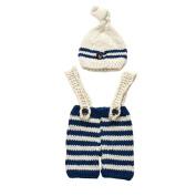 Euone Newborn Baby Girls Boys Crochet Knit Costume Photo Photography Prop Outfits