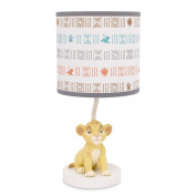 Lion King Circle of Life Simba Lamp Base and Shade by Disney