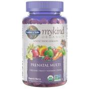 Garden of Life Prenatal Gummy Vitamin - mykind Organics Gummy Multivitamin for Women, 120 Count