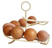Egg Skelter 12 - Cream for Medium to Large Eggs