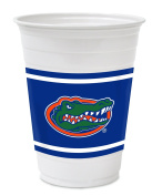 Hefty College Cups, Florida Gators, 530ml, 84 Cups
