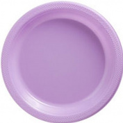 Dessert Plastic Plates 20 ct (multiple colours Available)