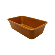 Gotham Steel Loaf Pan, Brownish