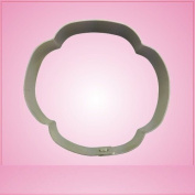 Poppy Cookie Cutter 7.6cm - 1.3cm tall, 7.6cm - 0.6cm wide aluminium