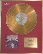 THE DOORS - Ltd Edtn CD 24 Carat Coated Gold Disc - MORRISON HOTEL