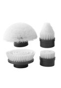 Turbo Scrub Extra Brush Set