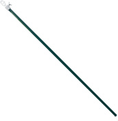 wondersstyle 2.4M Galvanised Heavy Duty Washing Line Prop Telescopic Clothing Laundry Support