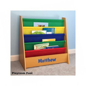 Personalised Dibsies Kids Bookshelf
