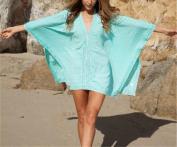 Bikini Cover Up, gloednApple Women Swimsuit Beach Top Swimwear Beach Dress Bathing Suit Cover Summer