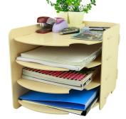 Menu Life Desk File Letter Trays File Magazines Holder Collectors Desk Document File Storage Cabinet Box