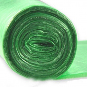Gemini_mall® 50 Bags/Roll Disposable Dustbin Liners Bin Bags Garbage Trash Waste Bags