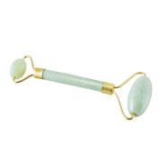 Scenstar Natural Jade Roller Facial and Neck Slimming Massager Beauty Tool Therapy Roller