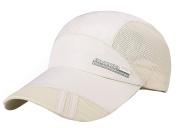 Panegy Unisex Mesh Anti-UV Sun Hat Breathable Dry Quickly Baseball Hat Fishing Hiking Mountaineering Cap