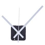 Mudder Long Spindle Quartz Clock Mechanism, 1/ 5.1cm Maximum Dial Thickness, 9/ 25cm Total Shaft Length