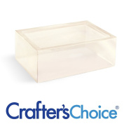 Detergent Free Clear Low Sweat Melt & Pour Soap Base - Crafters Choice MP Soap Base