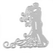 Mikey Store Metal Cutting Dies Stencil DIY Scrapbooking Embossing Album Paper Craft