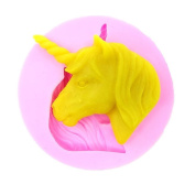 SONG LIN Stainless Steel Unicorn Baking Mould Pastry Biscuit Cookie Cutter Fondant Pancake Cutters Mould Cake Decorating