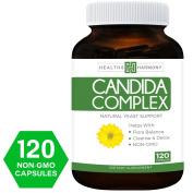 Candida Cleanse (NON-GMO) 120 Capsules