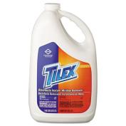 Tilex Disinfects Instant Mildew Remover, 3.8lBottle, 4/Carton